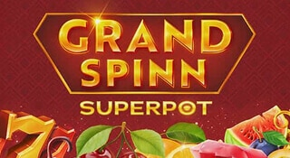 Nu kommer snart NetEnts slot Grand Spinn Superpot