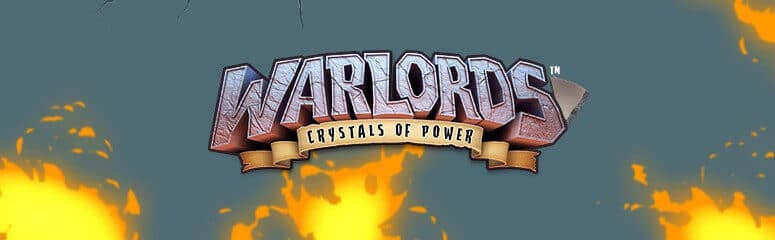 Warlords: Crystals of Power - spelautomat från NetEnt